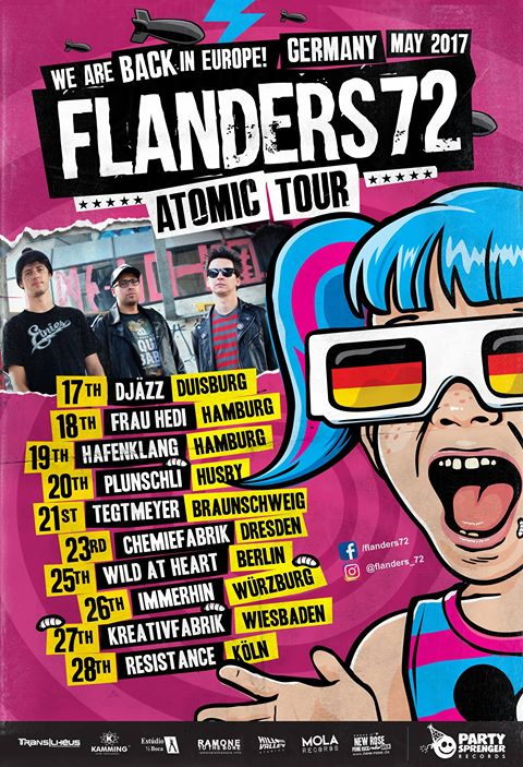 Flanders72 Germany Tour