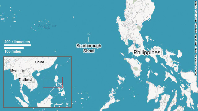 We Speak the Truth: Scarborough Shoal Conflict by Trisha C. Regalado