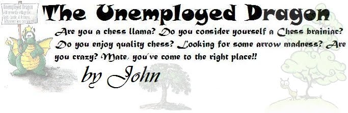 John's Chess Blog - The Unemployed Dragon