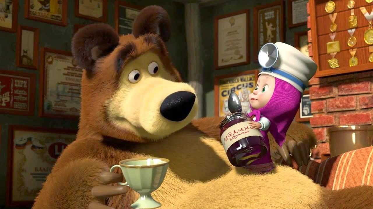 Dove comprare quot masha e orso il cartone animato preferito