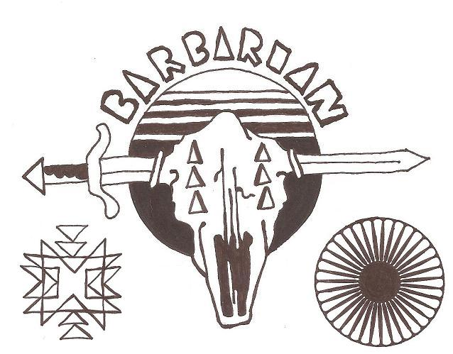 BARBARIAN SKATEBOARDS