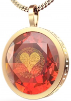 Nano I love you pendant 4