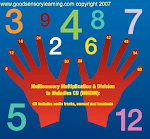 Multisensory Multiplication and Division to Melodies CD - MMDM