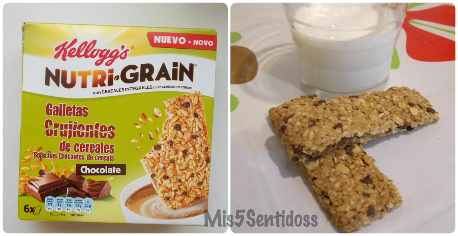 Degustabox junio 2014 kellogg´s nutri-grain