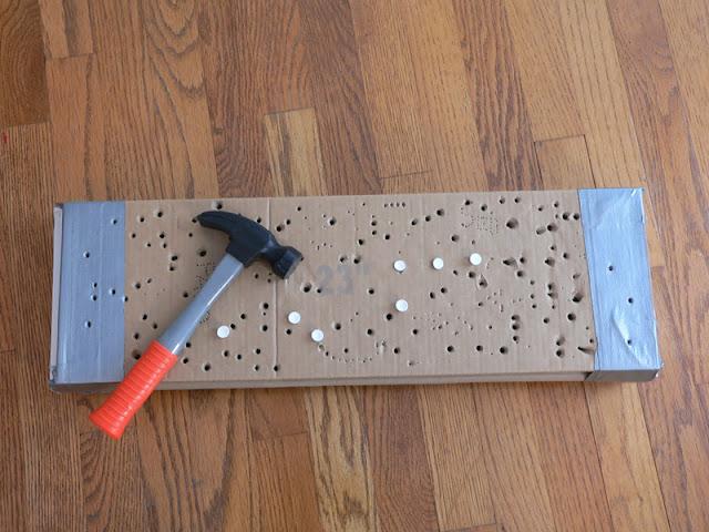 Как делать гвозди в домашних условиях