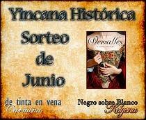 Sorteo Yincana Histórica Junio
