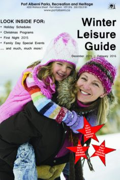 Healthy Living Guide Winter 2015