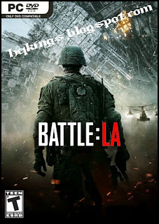 Battle Los Angeles The Videogame