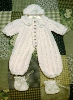 Crochet Boy Christening Pattern Crochet Patterns Only