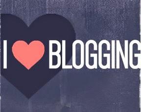 mencintai blog