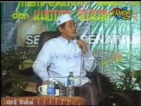 Pengajian KH Anwar Zahid Terbaru 2014 Full Humor Purwodadi