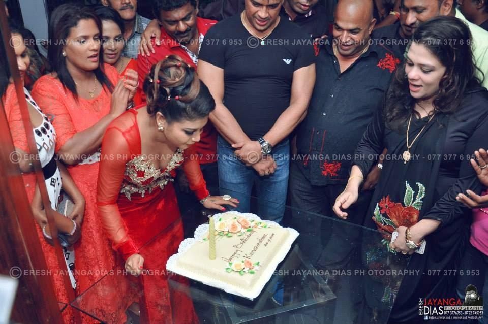 Kaveesha Ayeshani's Birthday @ Soverrign Hotel Rajagiriya