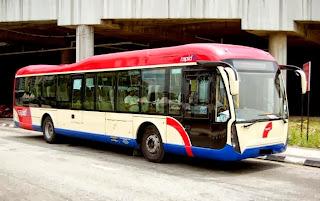 bus Singapore to Kl