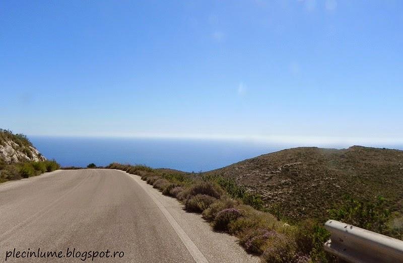 Pe drumuri de Zakynthos