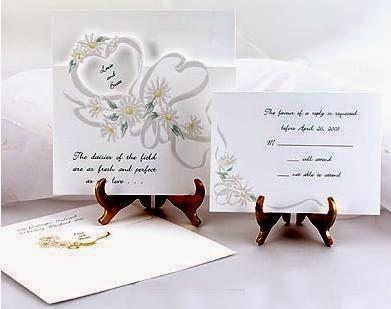 Faire part mariage original