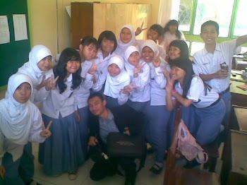 SMAN 9 BDL Kelas X-2 tahun 2010