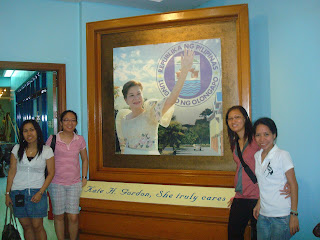 in the museum in Subic