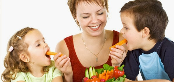 Memberikan kebiasaan kepada seorang anak untuk mengkonsumsi sayuran merupakan hal yang cuk Cara Membiasakan Anak Konsumsi Sayur-Sayuran