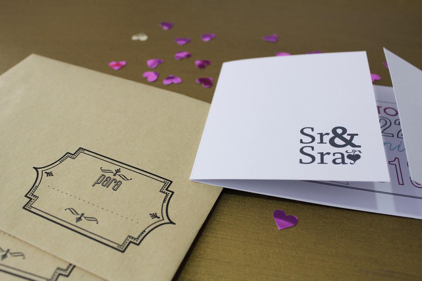 Hermanas bolena novedad invitaciones diy para bodas for Pateres originales