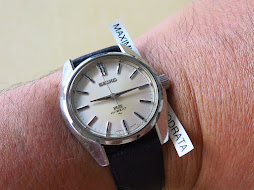 SEIKO KING SEIKO - MANUAL WINDING 45 7000 HIGH BEAT