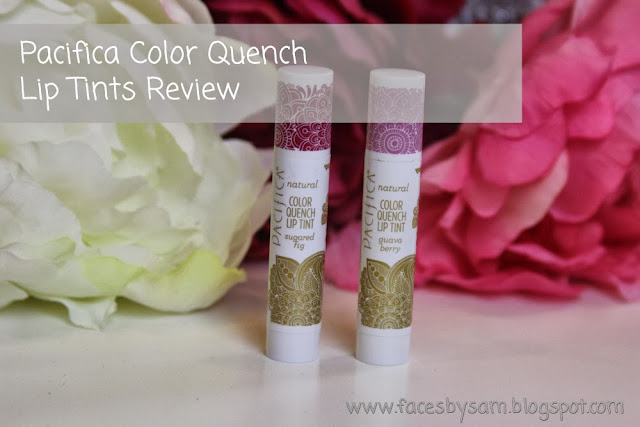 Pacifica Color Quench Lip Tints Review