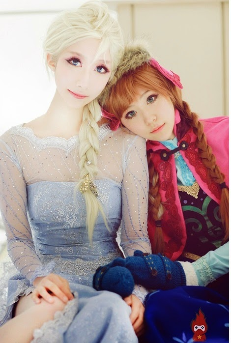 cosplay-Frozen3