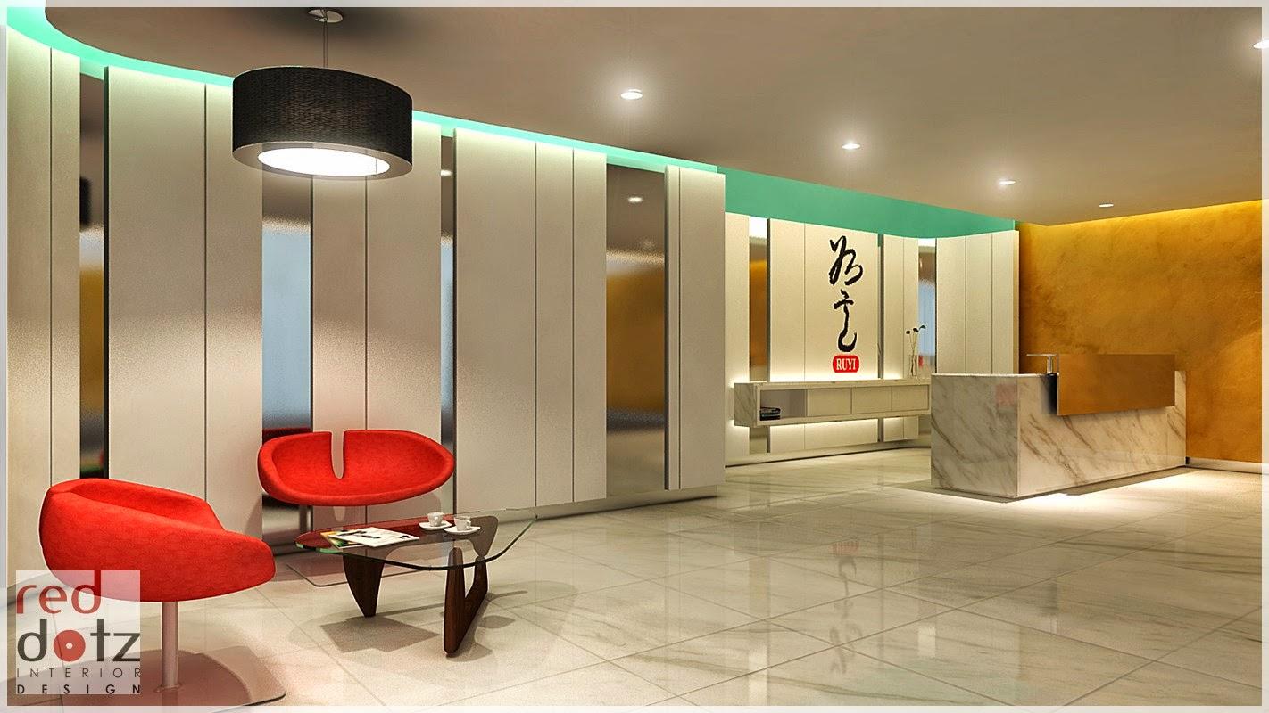 Reddotz Interior Design Malaysia Cosmetic Shop Cum