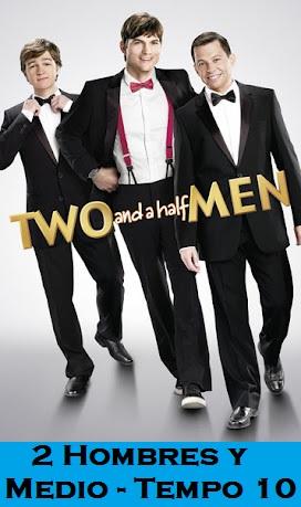 Dos Hombres Y Medio 10X14 HDTV Castellano