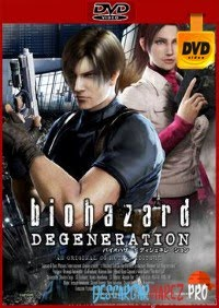 Resident Evil: Degeneración (2008) DVDRip Latino