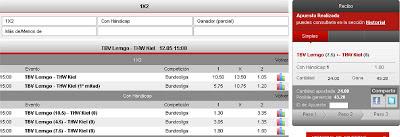 Apuestas Deportivas Rosberg Balonmano – Bundesliga Alemania kiel lemgo cirsa