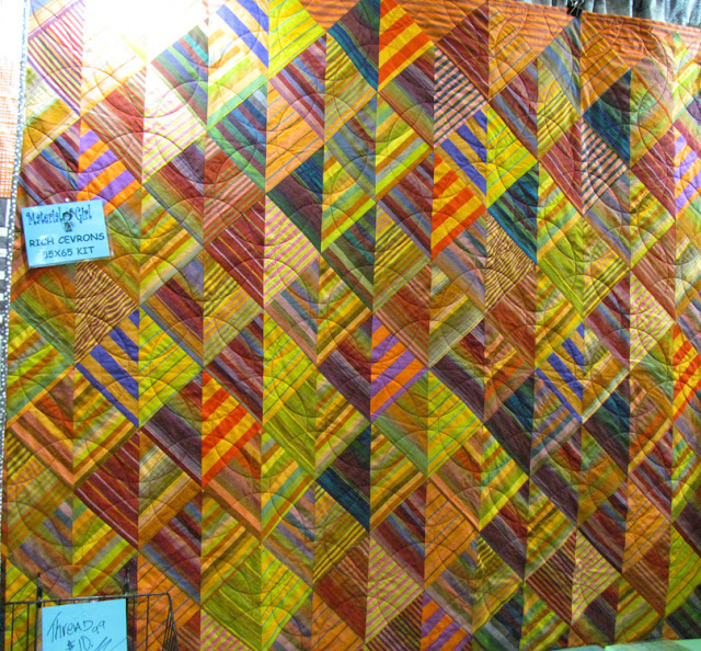 Kaffe Fassett stripes