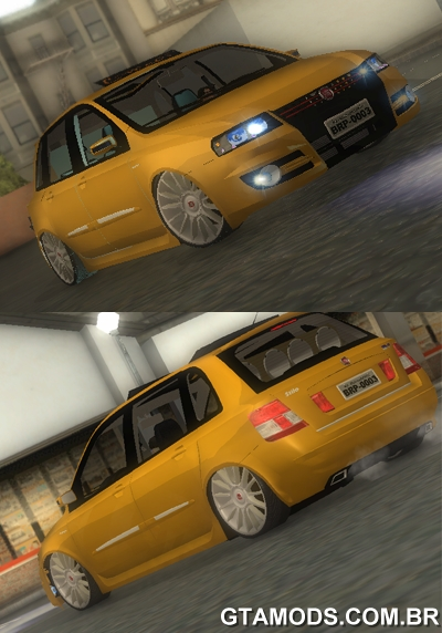 Fiat Stilo Sporting 2009 Edit