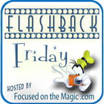Focused on the Magic Flashback Friday Logo