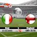 مشاهدة مباراة إيطاليا وإنجلترا الودية بث مباشر Italy vs England