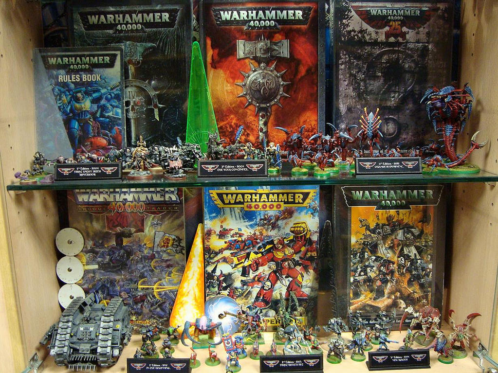 Warhammer 40k 6th Edition