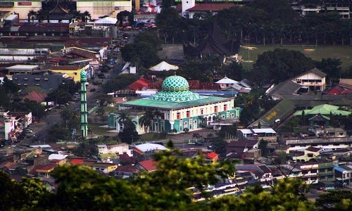 Sejarah Masjid Nurul Iman Kota Padang