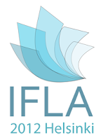 IFLA 2012 conference logo