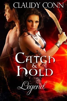 Catch & Hold-Legend Book Cover