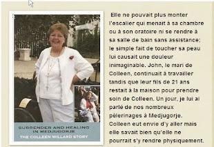 Medjugorje septembre 2003 le cas Colleen Willard