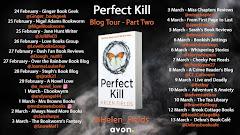 Perfect Kill blog tour