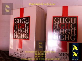 ghgh hghg men eau de parfum