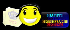 Happy till moshiach comes