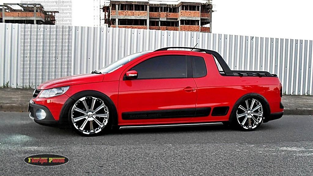 Carros Esport: Fotos Saveiro Rebaixada Com som tunado.