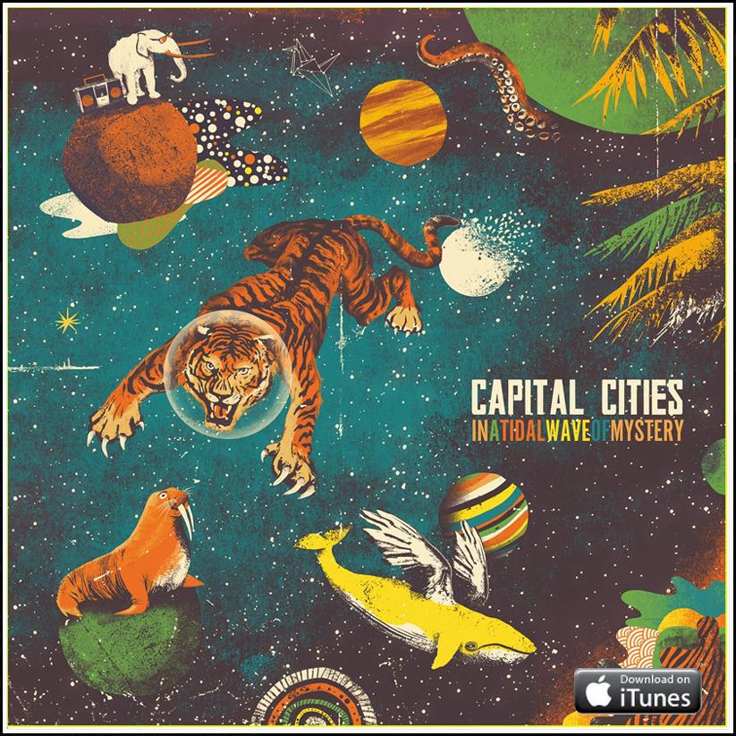 capital cities album iwan