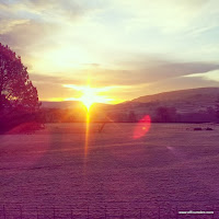 Sunrise Yorkshire Dales