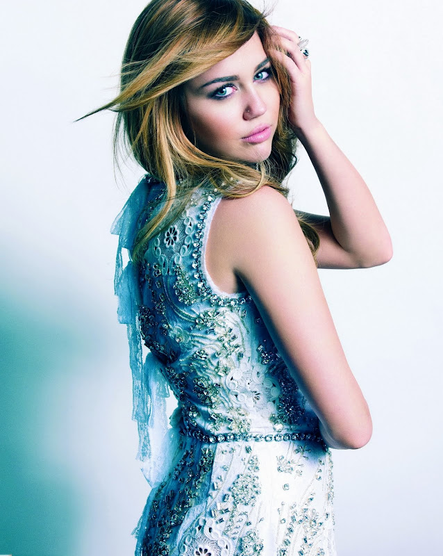 Miley Cyrus Marie Claire