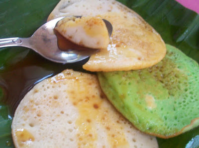 Resep kue serabi Bandung