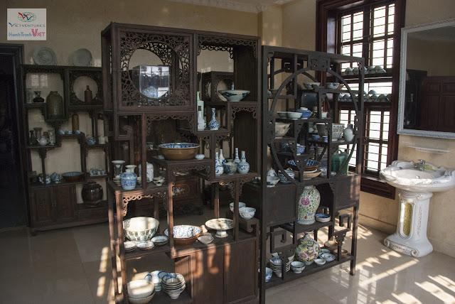 Tham quan bảo tàng đồng hồ ở Bình Chánh