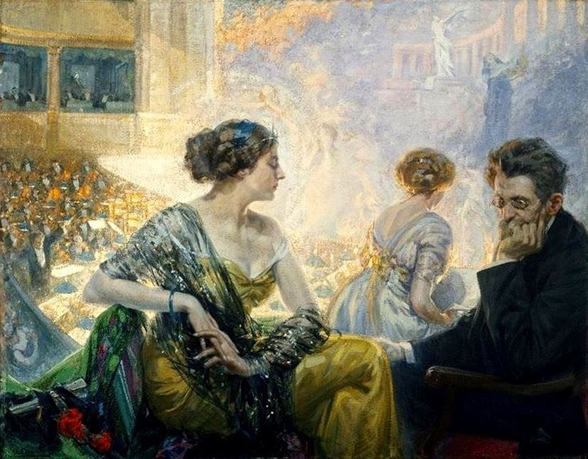 Ulisse Caputo Symphony Musee d Orsay