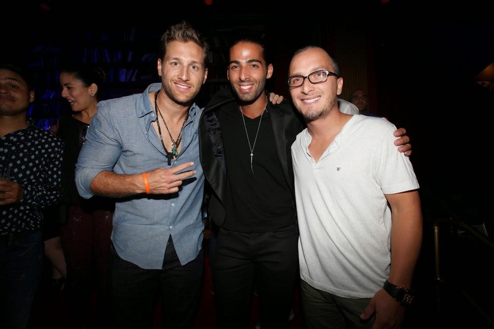 "Juan Pablo Galavis ""The Bachelor"" Celebra en Miami Cumpleaños Numero 33"